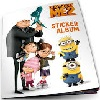 Despicable Me 2 sticker collection swaps