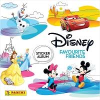 Panini Disney Favourite Friends Sticker 2018 106 No