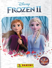 Disney Frozen 2 Movie Sticker Collection swaps