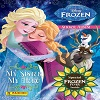 Disney Frozen My Sister My Hero Sticker Collection swaps
