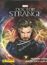 Doctor Strange Trading Card Collection swaps