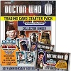 Doctor Who Alien Attax 50th Anniversary swaps