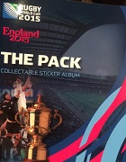 England Rugby 2015 The Pack swaps