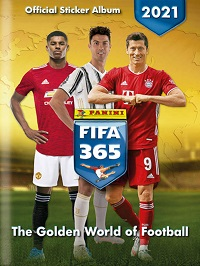 FIFA 365 2021 the Golden World of Football swaps