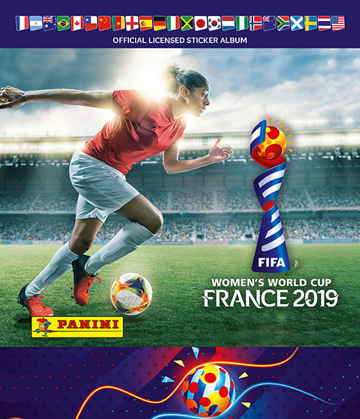 FIFA Womens World Cup France 2019 Sticker Collection swaps