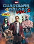 Guardians of the Galaxy Vol. 2 Movie Sticker Collection swaps