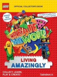 Lego Create The World 2020 swaps