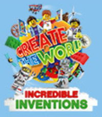 Lego Create The World Incredible Inventions swaps