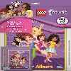 Lego Friends Sticker Collection swaps