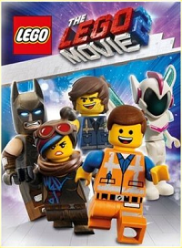 Lego Movie 2 Stickers swaps