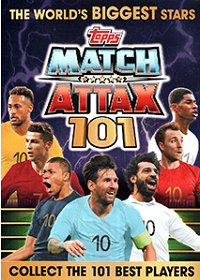 Match Attax 101 swaps