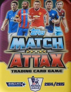 Match Attax 2014-2015 swaps