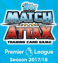Match Attax 2017-2018 Premier League swaps