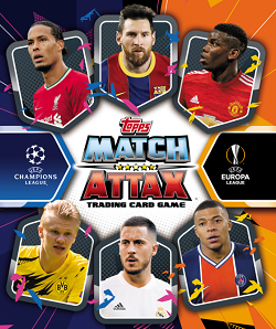 Match Attax UEFA Champions League 2020-2021 swaps