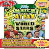 Match Attax World Stars 2014 swaps