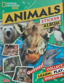 National Geographic Animals Kids swaps