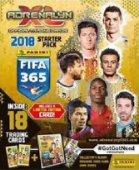 Panini - Adrenalyn XL FIFA 365 2018 swaps