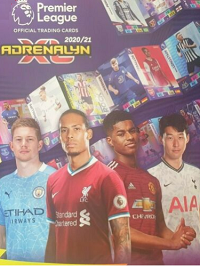 Panini Adrenalyn XL Premier League 2020-21 swaps