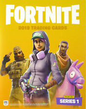 Panini Fortnite Series 1 Cards swaps