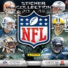Panini NFL 2014 sticker collection swaps