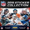 Panini NFL 2015 sticker collection swaps