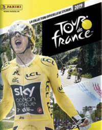 Panini Tour de France Stickers swaps