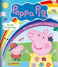 Peppa Pig My Favourite Things swaps