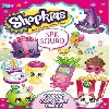 Shopkins SPK Squad Trading Card Collection swaps