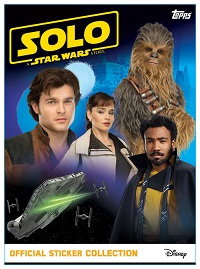 Solo A Star Wars Story - Sticker Collection swaps