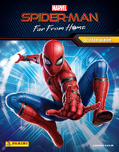 Spiderman Far From Home Sticker Collection swaps