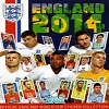 Topps England 2014 Sticker Collection swaps