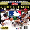 Topps Major League Baseball 2014 stickers swaps