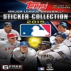 Topps Major League Baseball stickers 2015 swaps