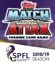 Topps SPFL Match Attax 2018-2019 swaps