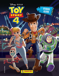 Toy Story 4 Sticker Collection swaps