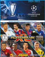 UEFA Champions League 2014-15 Adrenalyn XL swaps