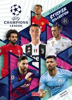 UEFA Champions League 2018-19 Sticker Collection swaps