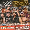 WWE The Ultimate Sticker Collection 2017 swaps